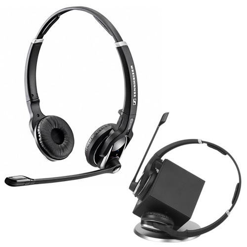 Sennheiser DW Pro 2 USB Binaural Wireless Headset Commlinks