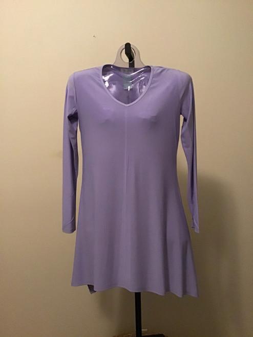 Lavender Long Sleeve Tunic
