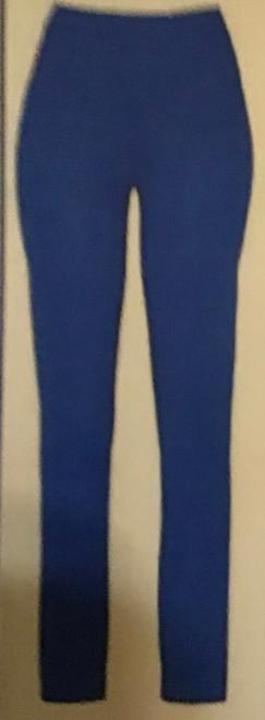 Full-Length Straight Leg Pants