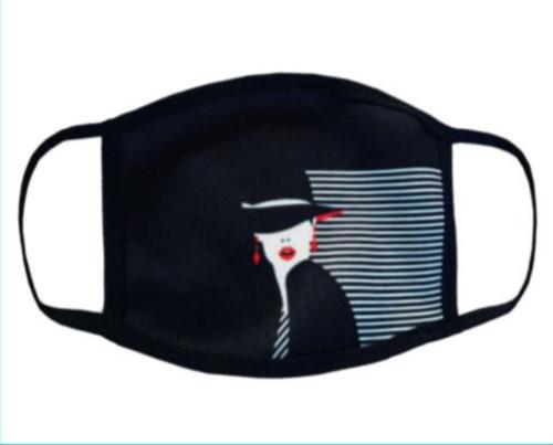 Designer Face Mask Face