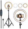 """TP 10"""" Ring Light with Tripod Stand"""