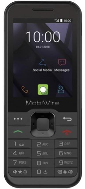 """MobiWire Sakari 2.4"""" Mobile Phone"""