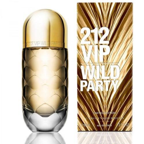 Carolina Herrera 212 VIP Wild Party EDP (W)