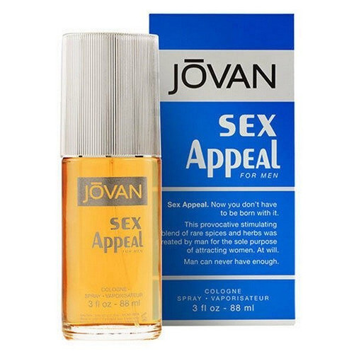 Jovan Sex Appeal EDT (M)