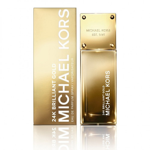 Michael Kors 24K Brilliant Gold EDP (W)