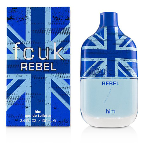 FCUK Rebel EDT (M)