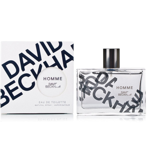 David Beckham Homme EDT (M)