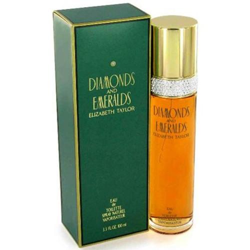 Elizabeth Taylor Diamonds & Emeralds EDT (W)