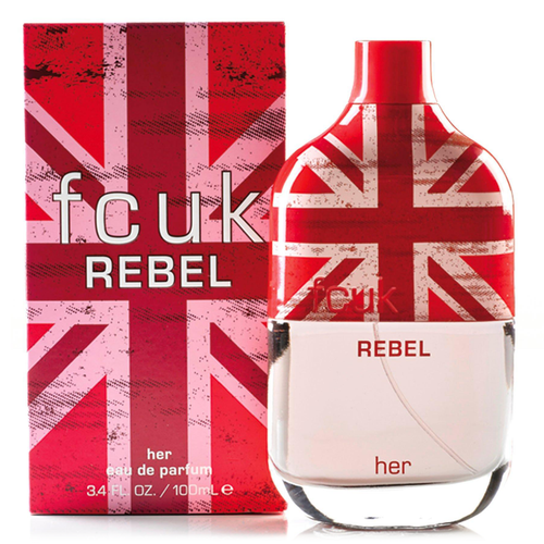 FCUK Rebel EDP (W)