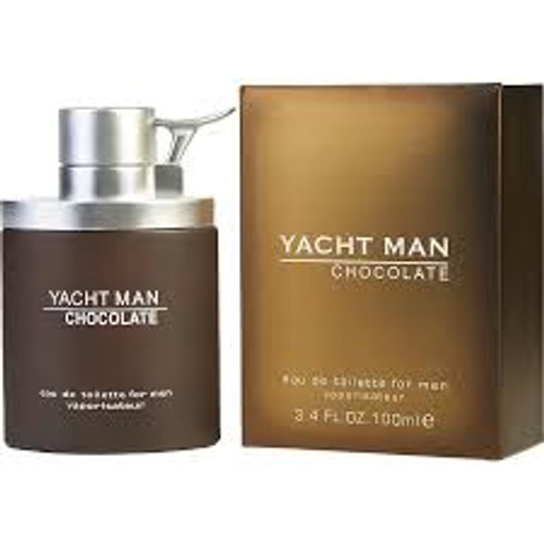 Myrurgia Yacht Man Chocolate EDT (M)