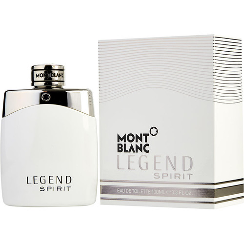 Mont Blanc Legend Spirit EDT (M)