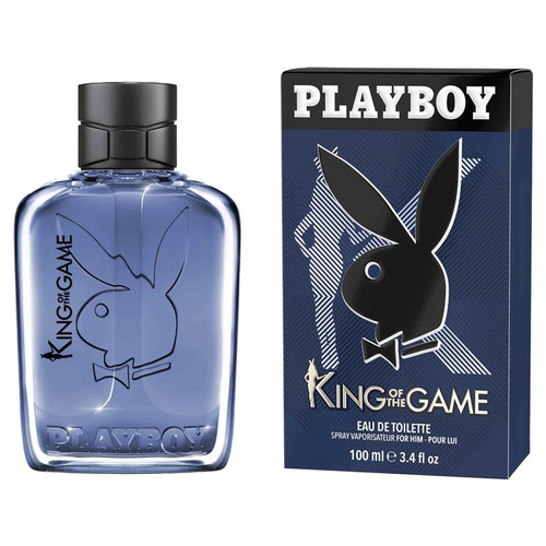Playboy King Of The Game EDT (M)