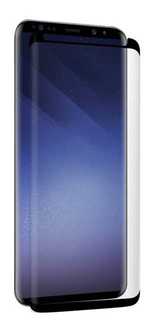 3SIXT Curved Glass Screen Protector for Galaxy S9+