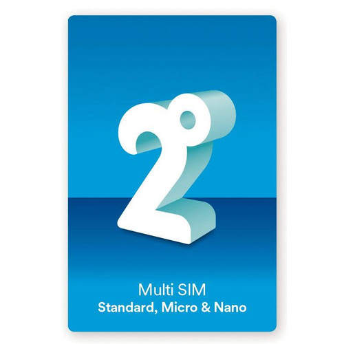 2Degrees Sim Card