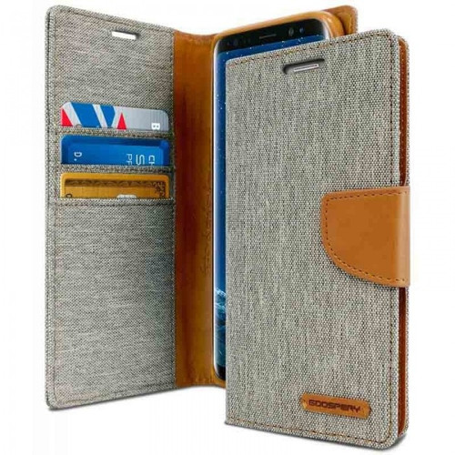Canvas Diary Samsung S9 Plus Wallet Case