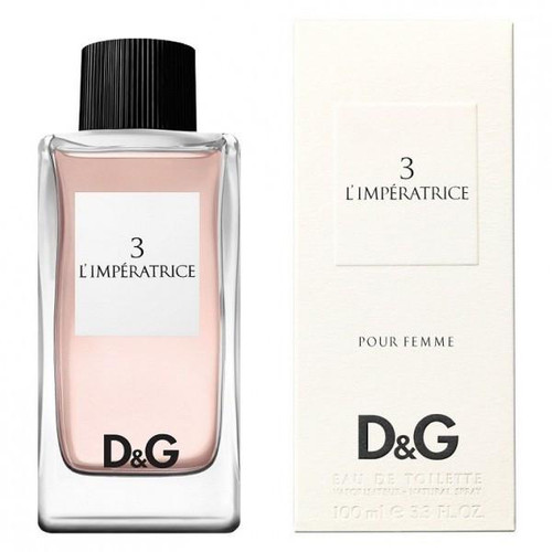 D&G #3 L'Imperatrice EDT (W)