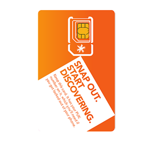 Spark 3 in 1 Sim Card
