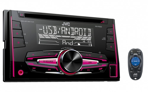 JVC KW-R520M Head Deck