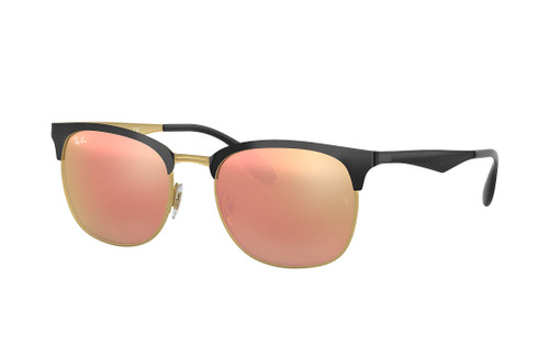 Ray-Ban RB3538 Clubmaster Classic Sunglasses