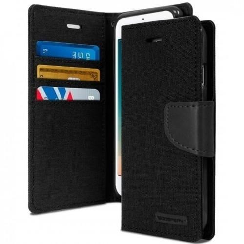Canvas Diary Samsung S10 Wallet Case