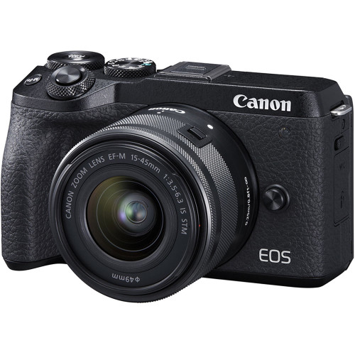 Canon EOS M6 MK II Digital Camera