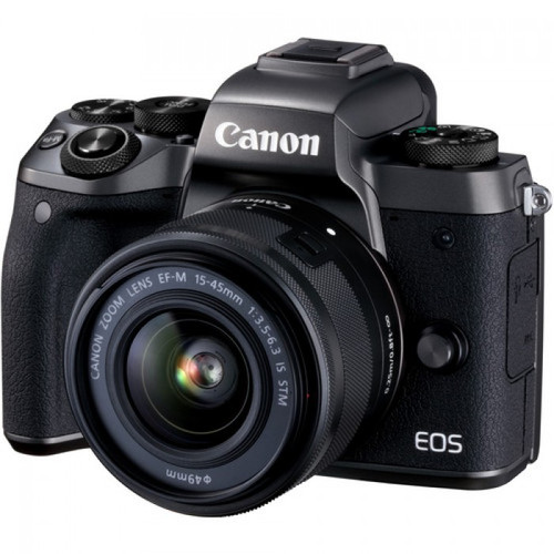 Canon EOS M5 - Parallel Imported