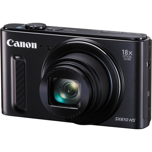 Canon SX610 - Parallel Imported