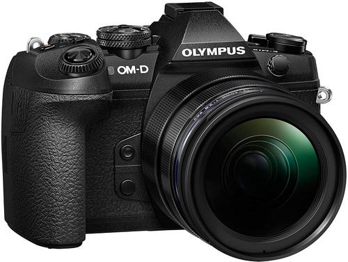 Olympus OM-D E-M1 II Digital Camera