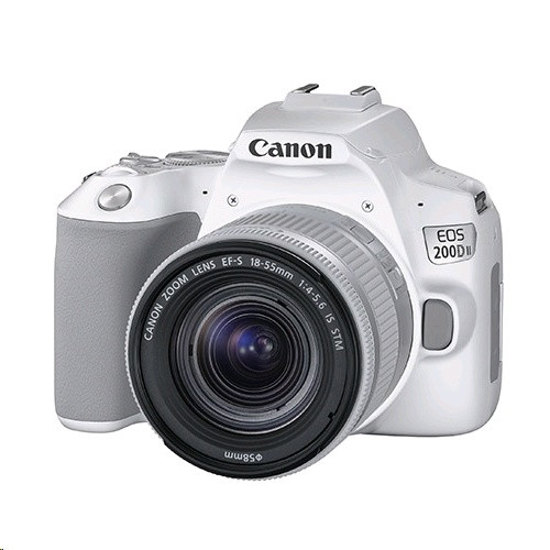 Canon EOS 200D Mark II Digital Camera
