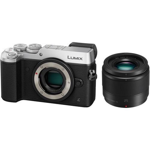 Panasonic DMC-GX8W Digital Camera