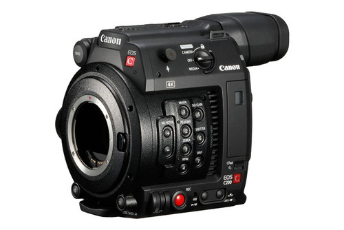 Canon EOS C200 Cinema Digital Camera