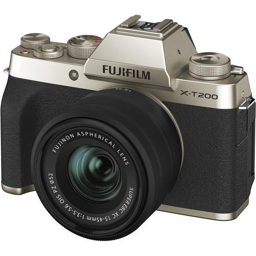 Fujifilm X-T200 Digital Camera