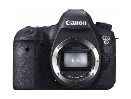 Canon EOS 6D Mark II Digital Camera