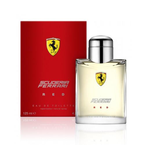 Scuderia Ferrari Red EDT (M)