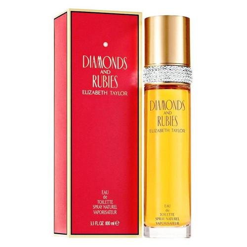 Elizabeth Taylor Diamonds & Rubies EDT (W)