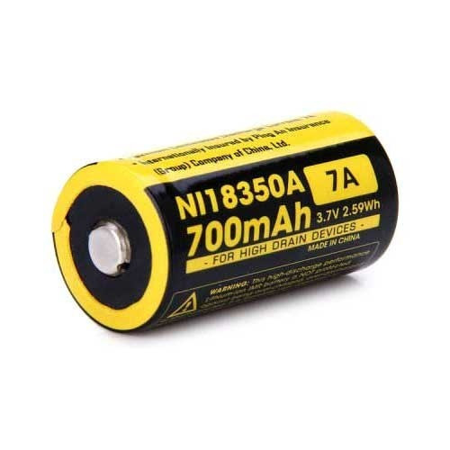 Nitecore NL1835HP 3500mAh Battery