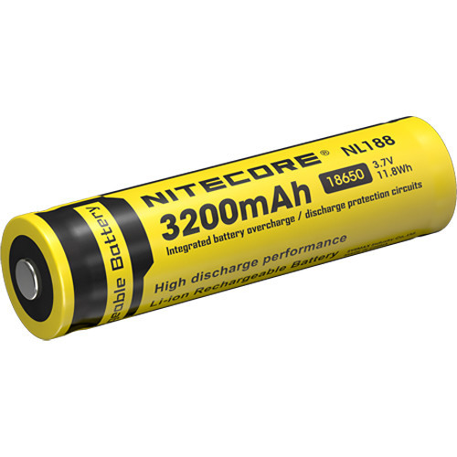 Nitecore NL1832 3200mAh battery