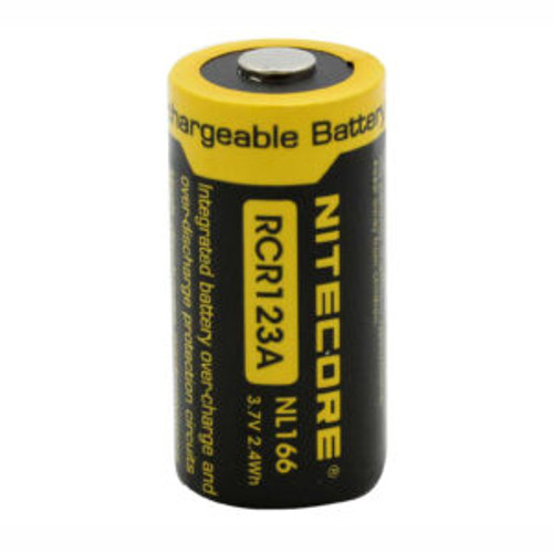 Nitecore NL166 650mAh battery