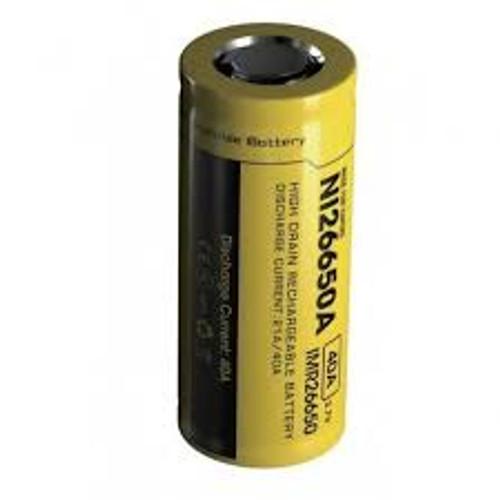 Nitecore NI26650A 4200mAh Battery