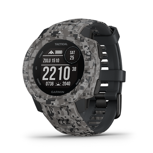 Garmin Instinct Tactical Edition Outdoor GPS Watch