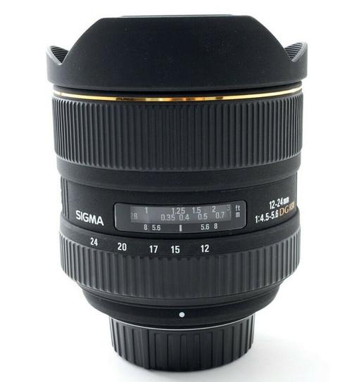 Sigma 12-24mm F4.5-5.6 DG Lens