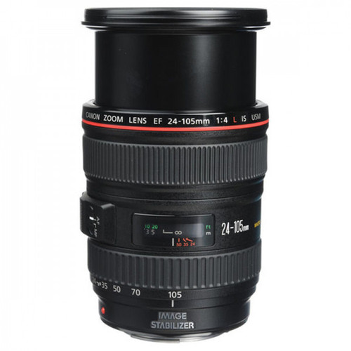 Canon EF 24-105mm II F4L IS USM Lens