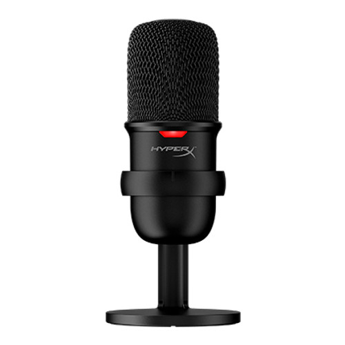 HyperX SoloCast USB Gaming Microphone