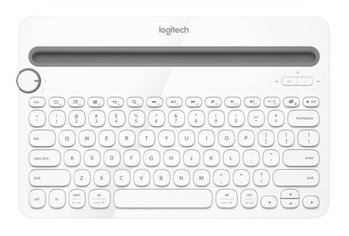 Logitech K480 Multi-Device Keyboard White