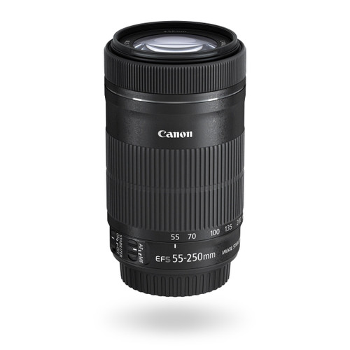 Canon EFS 55-250mm F/4.5-5.6 IS STM Lens
