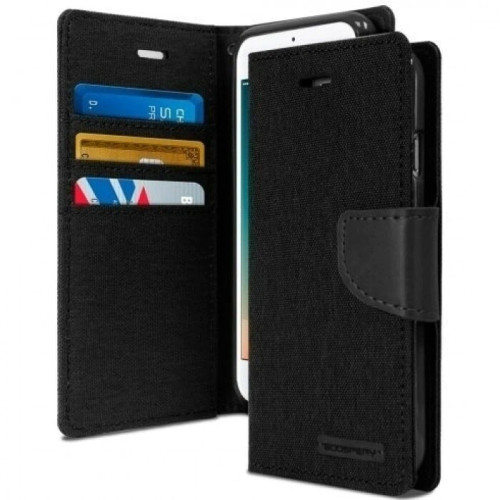 Canvas Diary Samsung S10+ Wallet Case