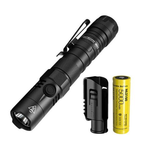 Nitecore MH12 V2 1200 Lumens 21700 Dual Fuel Multiuse Flashlight