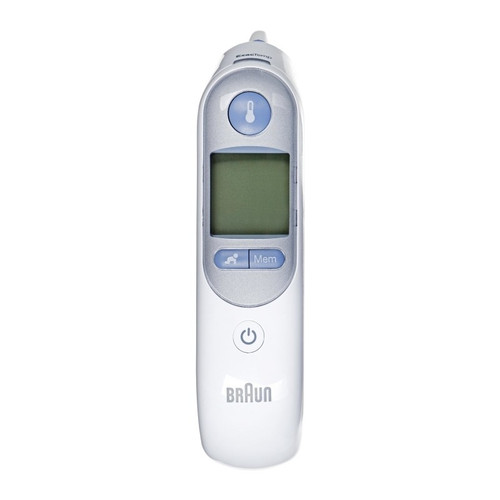 Braun ThermoScan 7 Ear Thermometer White IRT6520