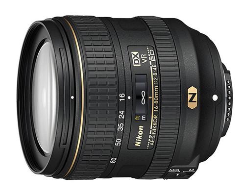 Nikon AF-S NIKKOR 16-80mm f/2.8-4E ED VR