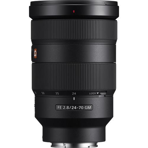 Sony SEL 24-70mm F2.8 GM